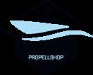 Propeller til motorbåt og seilbåt